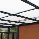 בנייה קלה של גגות מתקפלים מאלומיניום